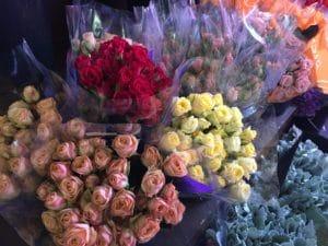 Spray Roses $14.95 per bunch