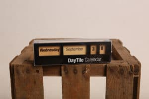 Perpetual Calendar $14.95
