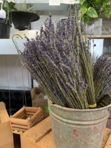 Dried Lavender (Provence) $14.95 per bunch