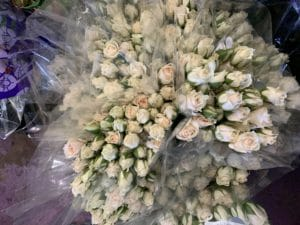 Spray Roses $3 per stem